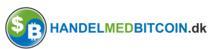 Handel med Bitcoin Logo